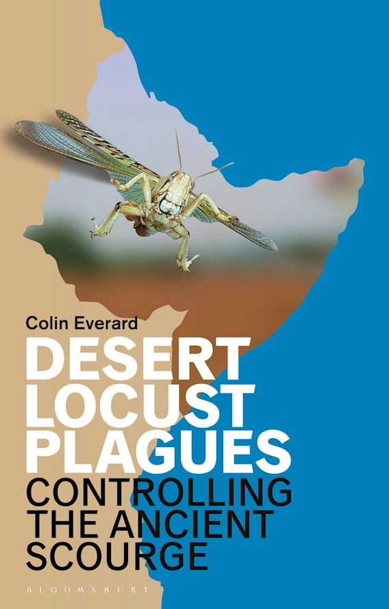 Desert Locust Plagues cover