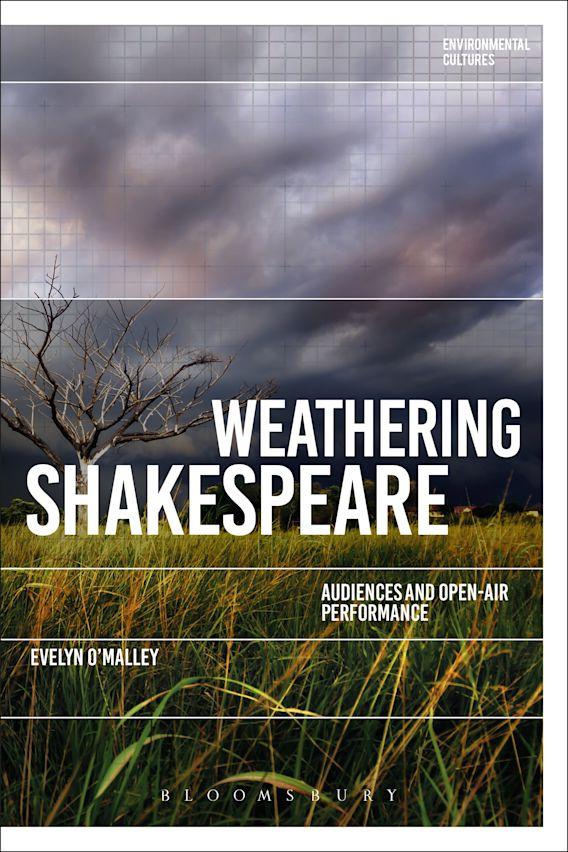 Weathering Shakespeare cover