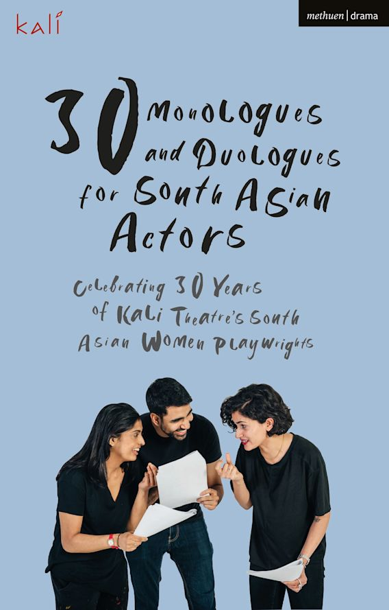 30 Monologues and Duologues for South Asian Actors cover