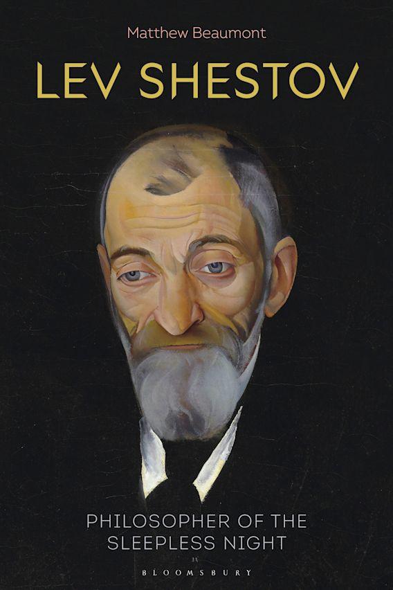 Lev Shestov cover