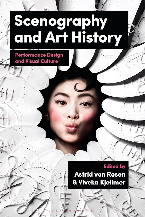 Scenography and Art History cover