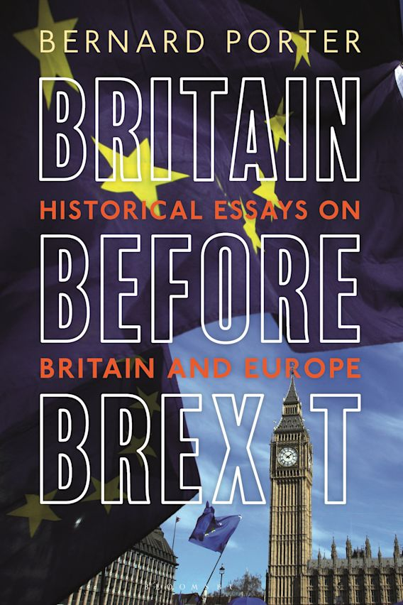Britain Before Brexit cover