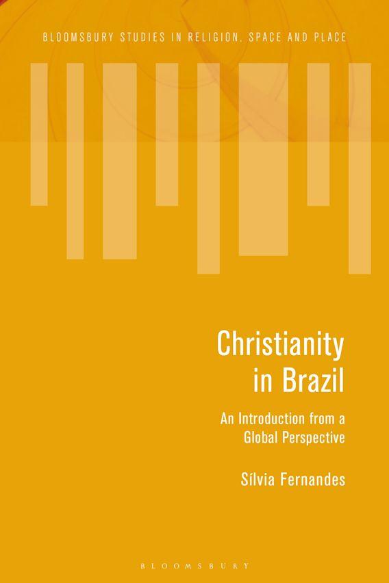 Christianity in Brazil cover