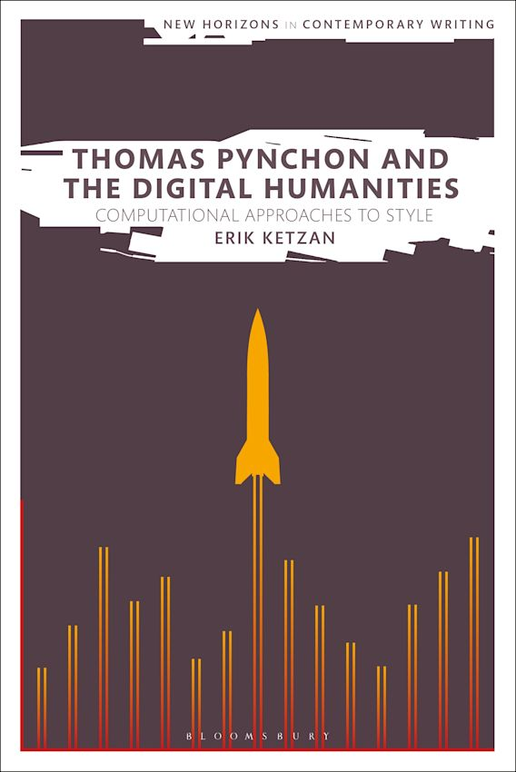 Thomas Pynchon and the Digital Humanities cover