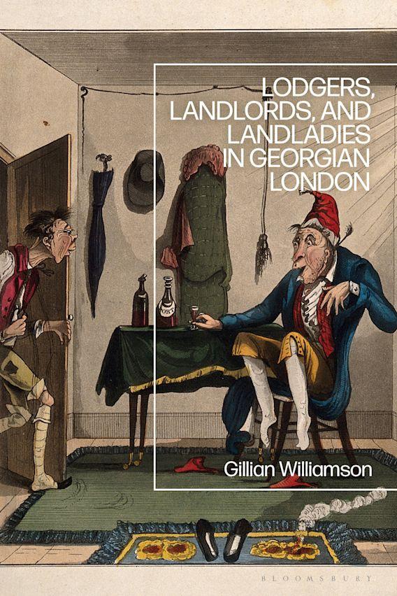 Lodgers, Landlords, and Landladies in Georgian London cover