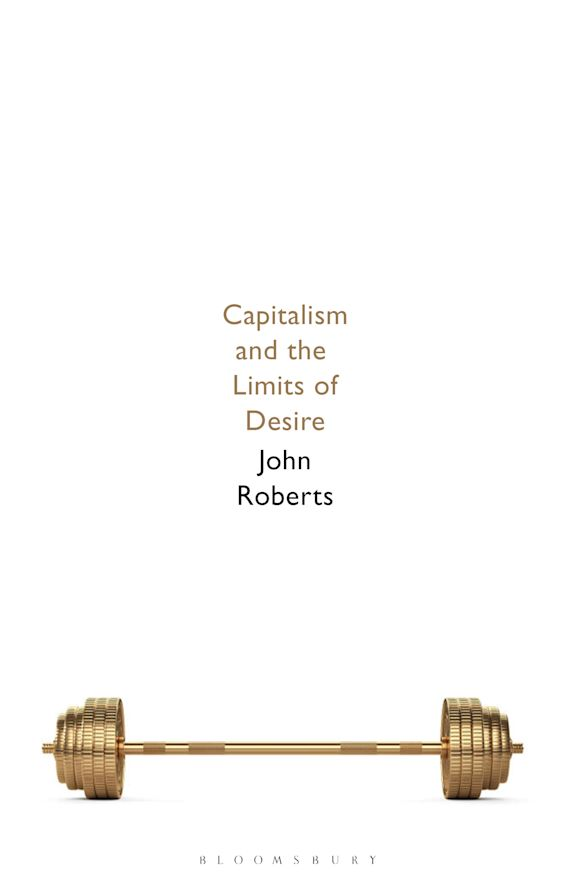 Capitalism and the Limits of Desire cover