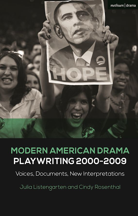 Modern American Drama: Playwriting 2000-2009 cover