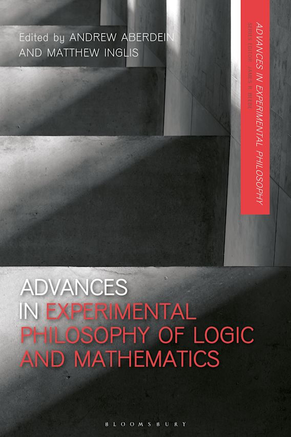 Advances in Experimental Philosophy of Logic and Mathematics cover