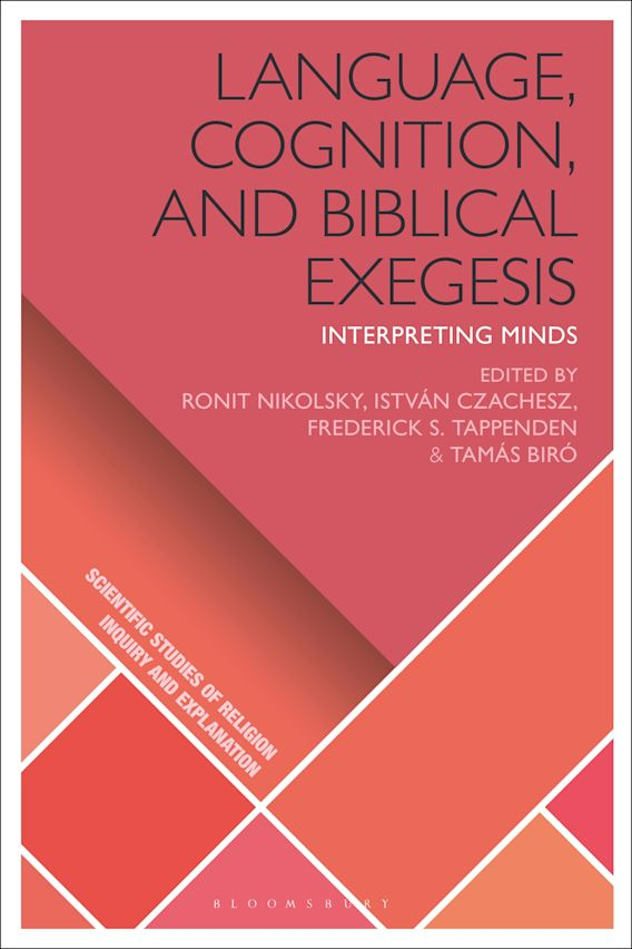 Language, Cognition, and Biblical Exegesis cover