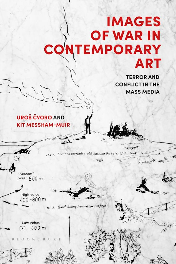 Images of War in Contemporary Art cover