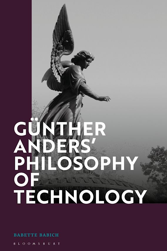 Günther Anders' Philosophy of Technology cover