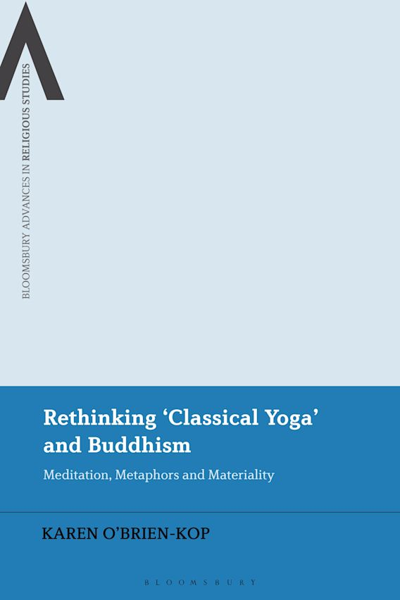 Rethinking 'Classical Yoga' and Buddhism cover