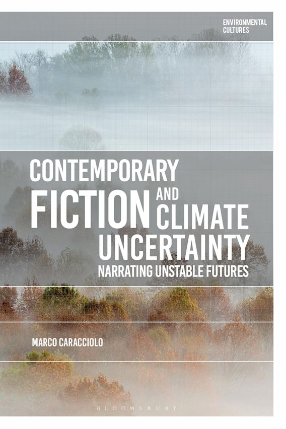 Contemporary Fiction and Climate Uncertainty cover