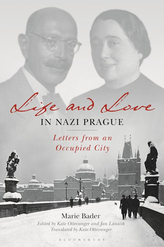 Life and Love in Nazi Prague cover