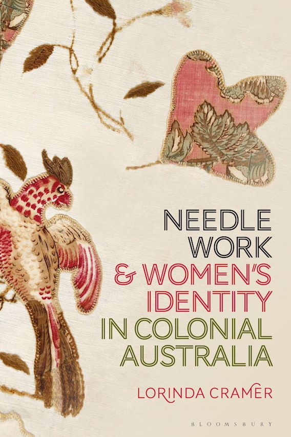 Needlework and Women's Identity in Colonial Australia cover