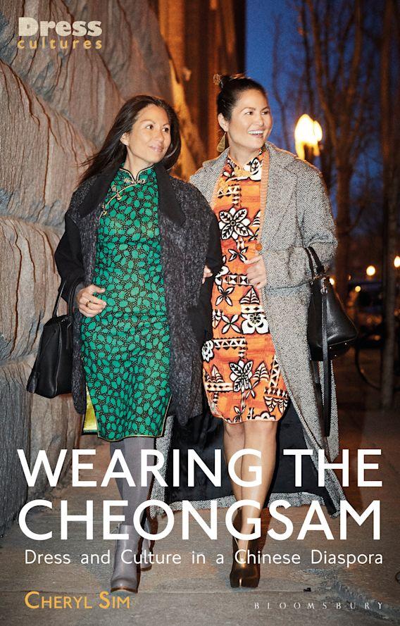 Wearing the Cheongsam cover