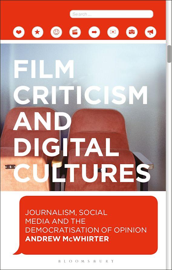 Film Criticism and Digital Cultures cover
