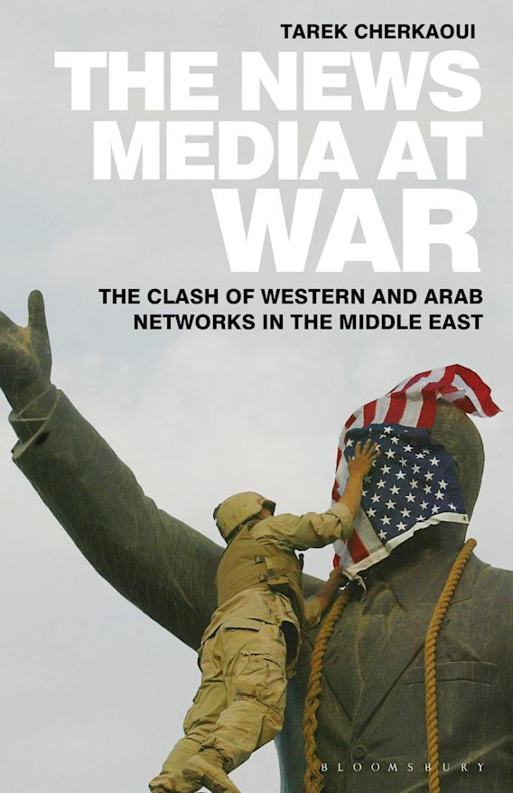 The News Media At War cover