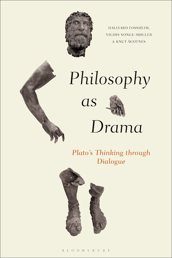 Philosophy as Drama cover