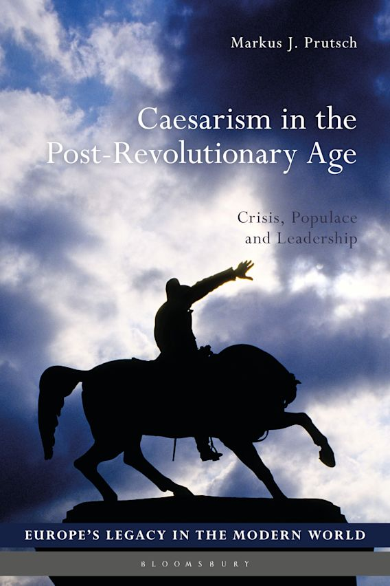 Caesarism in the Post-Revolutionary Age cover