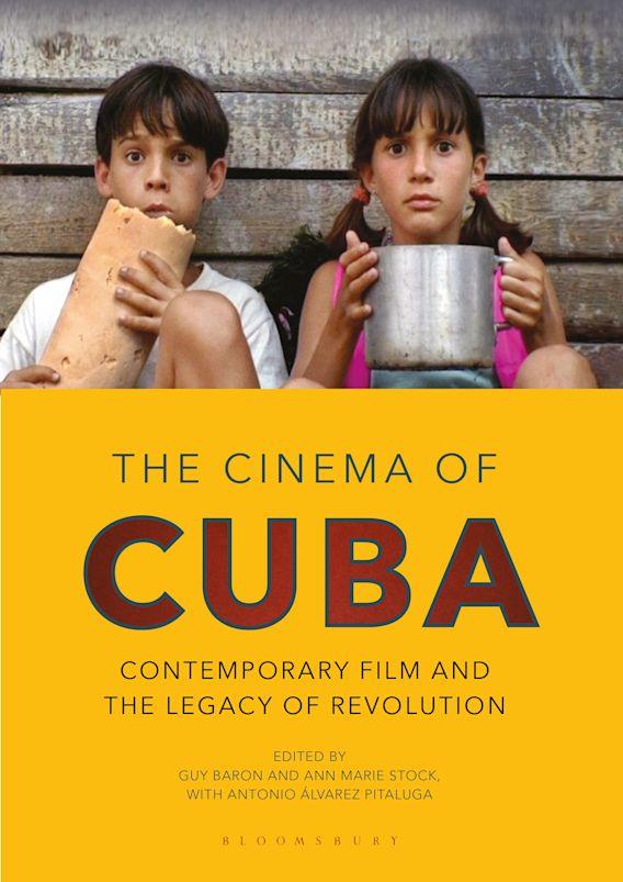 The Cinema of Cuba cover