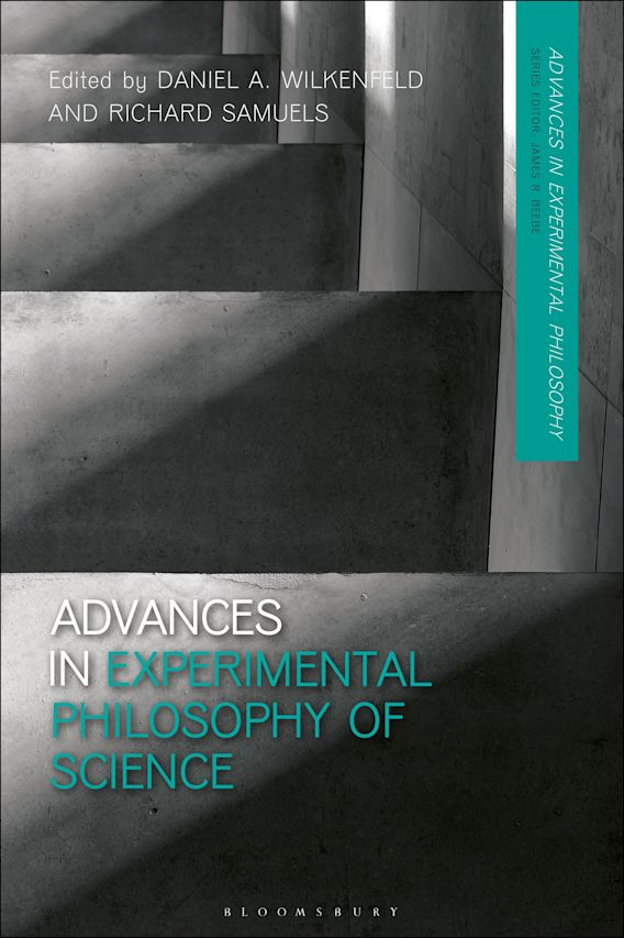 Advances in Experimental Philosophy of Science cover