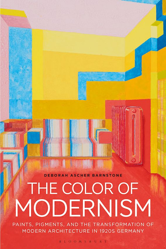 The Color of Modernism cover