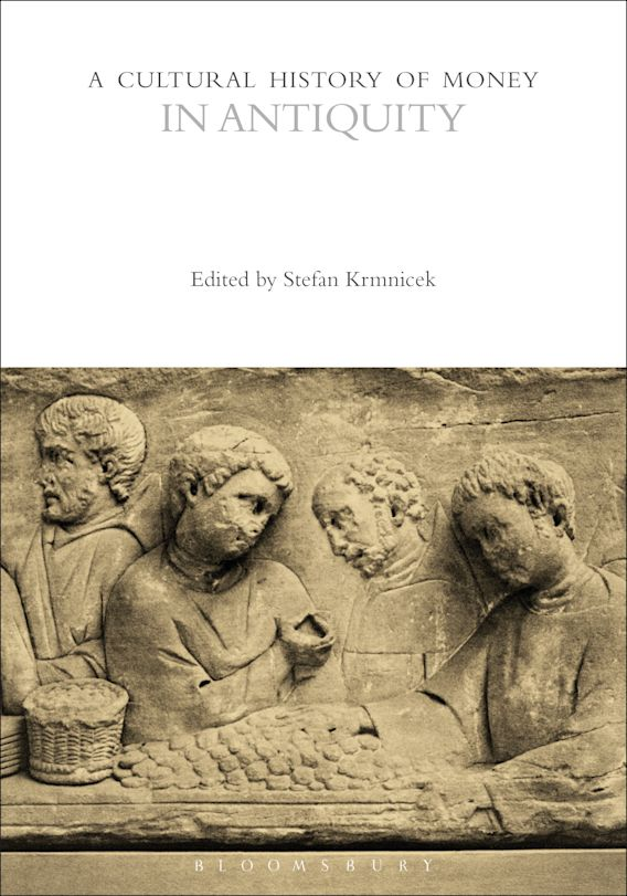 A Cultural History of Money in Antiquity cover