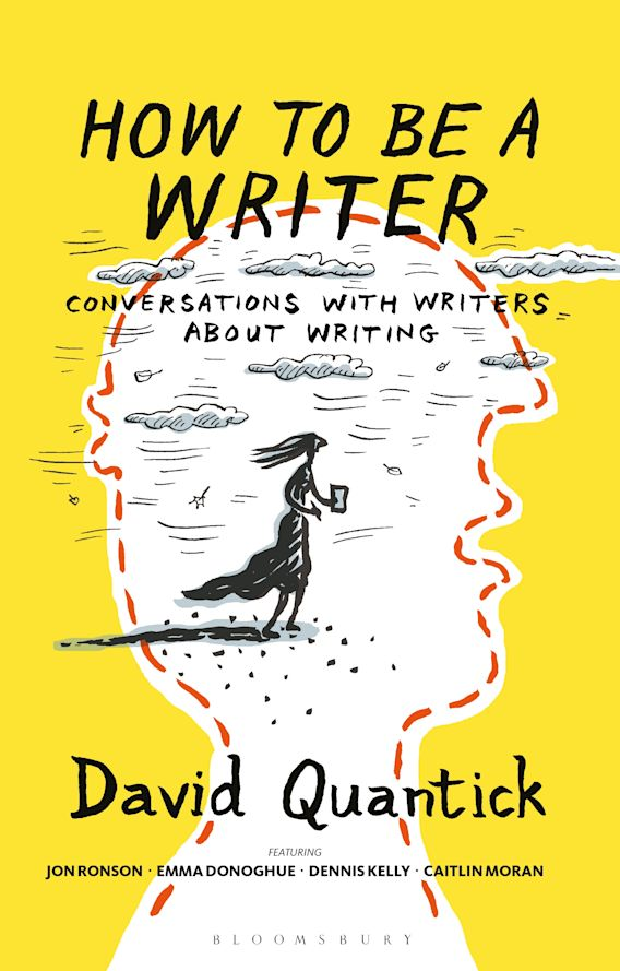 How to Be a Writer cover