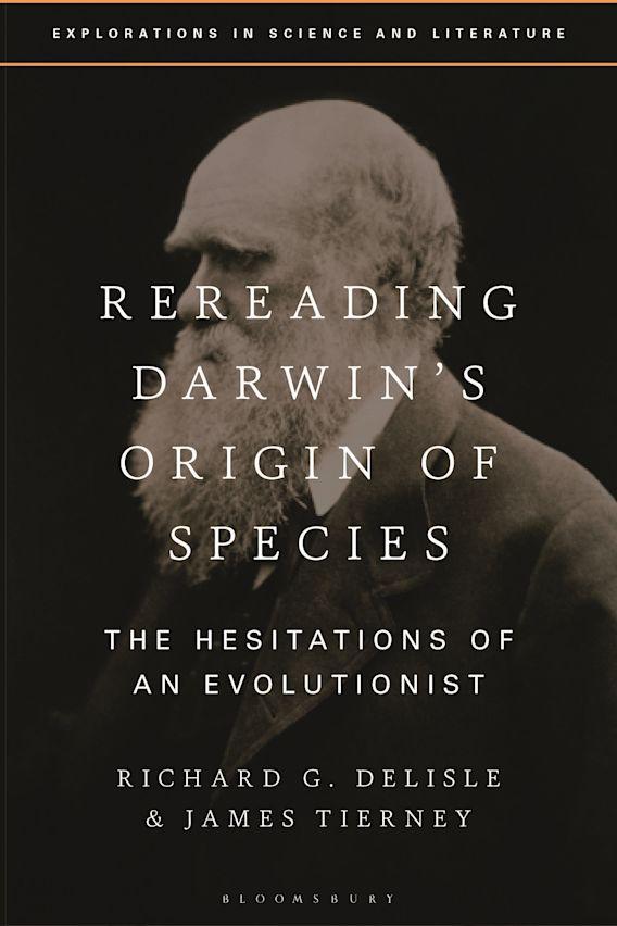 Rereading Darwin's Origin of Species cover