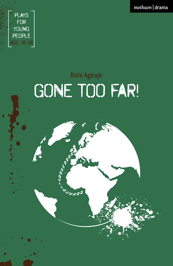 Gone Too Far! cover