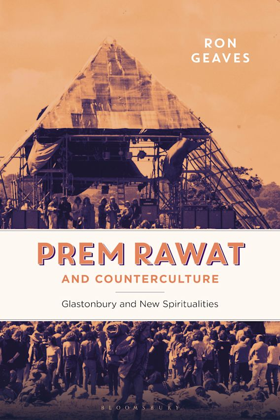 Prem Rawat and Counterculture cover