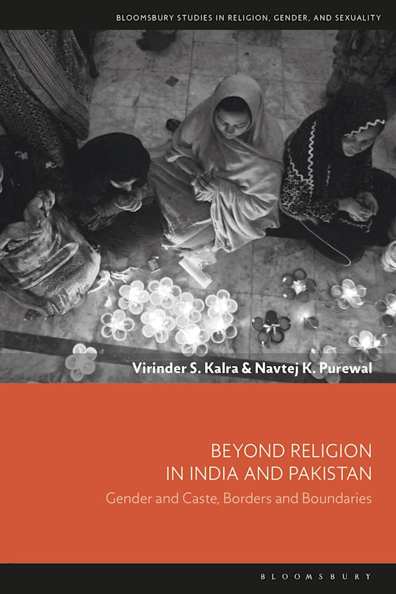 Beyond Religion in India and Pakistan cover