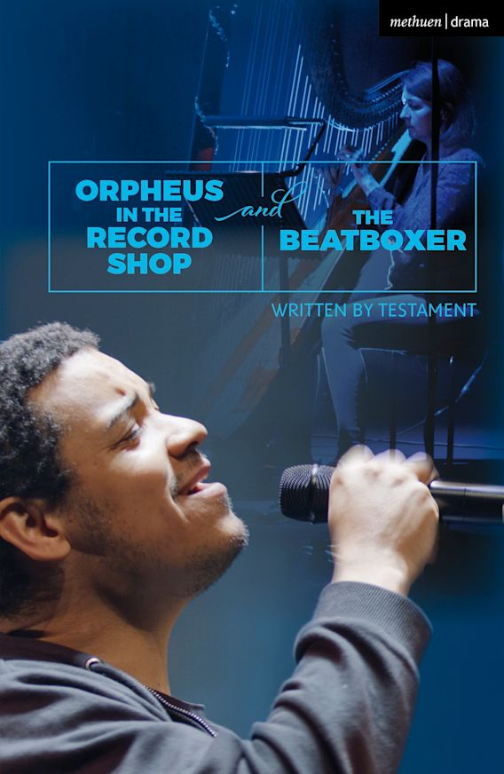 Orpheus in the Record Shop and The Beatboxer cover
