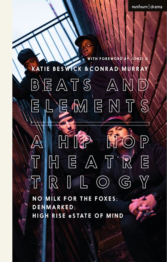 Beats and Elements: A Hip Hop Theatre Trilogy cover