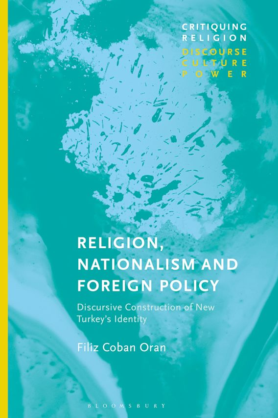 Religion, Nationalism and Foreign Policy cover