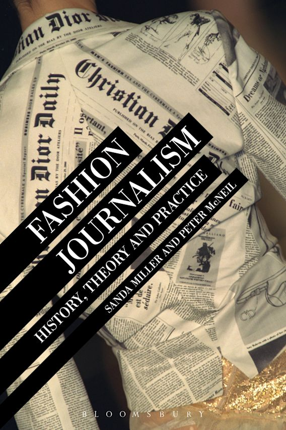Fashion Journalism cover