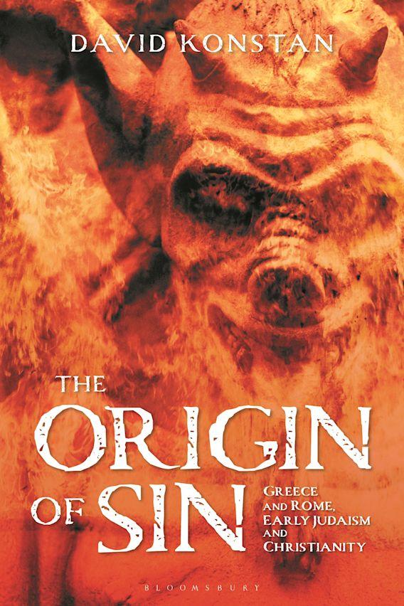 The Origin of Sin cover