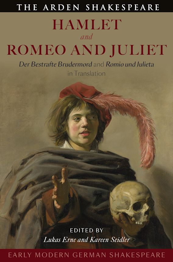 Early Modern German Shakespeare: Hamlet and Romeo and Juliet cover