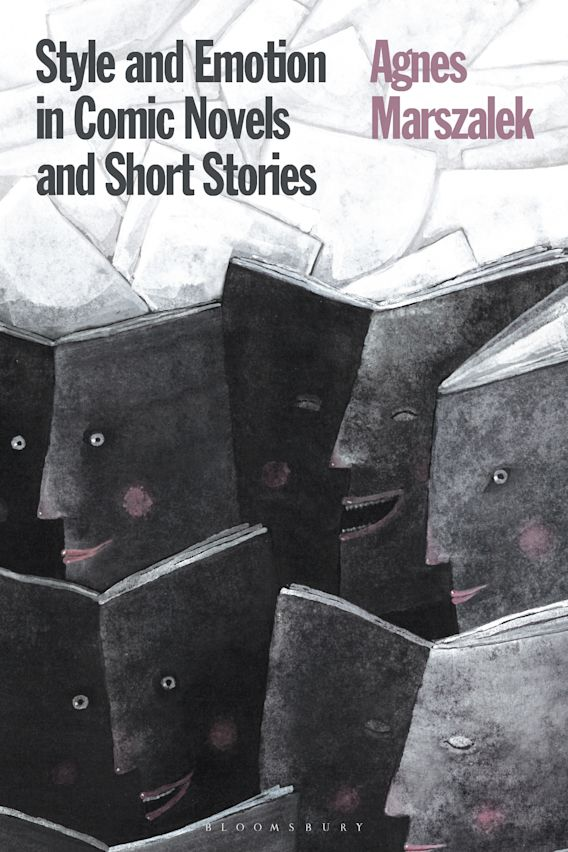 Style and Emotion in Comic Novels and Short Stories cover