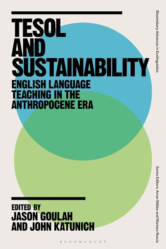 TESOL and Sustainability cover