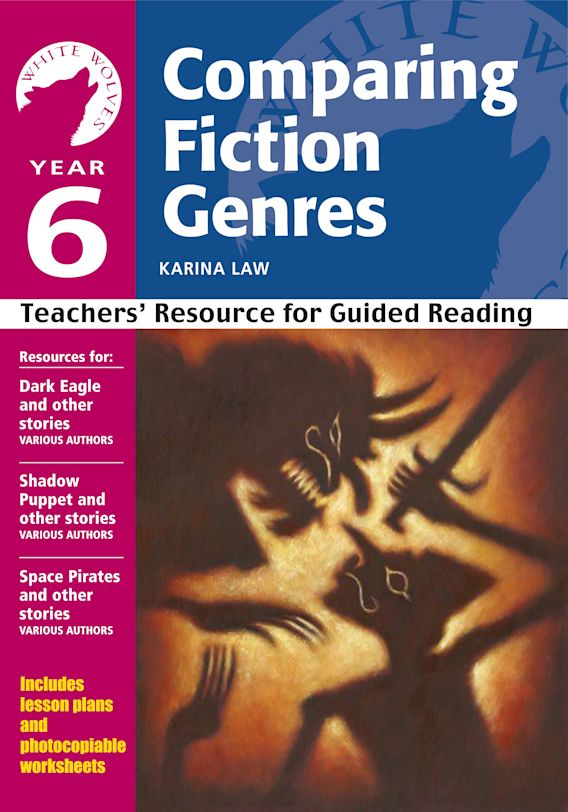 Year 6: Comparing Fiction Genres cover