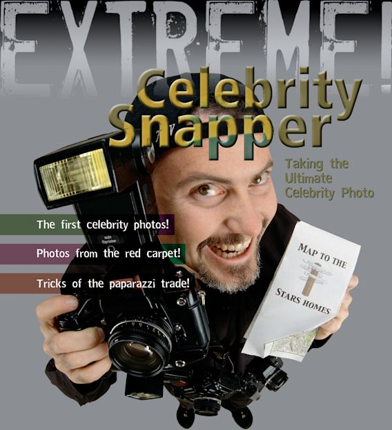 Extreme Science: Celebrity Snapper cover