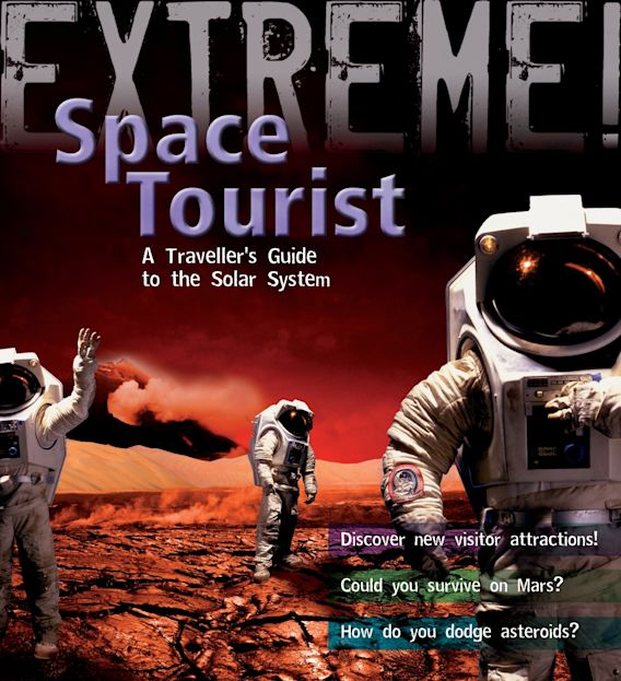 Extreme Science: Space Tourist cover