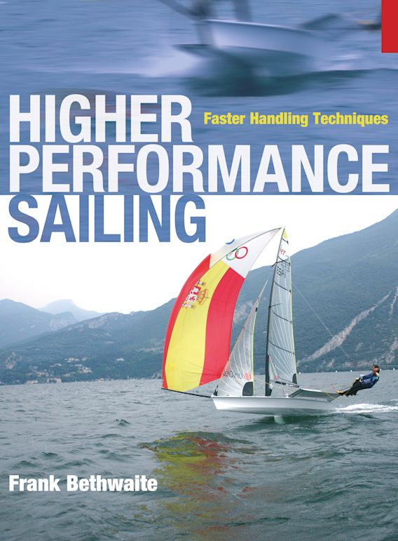 Higher Performance Sailing cover