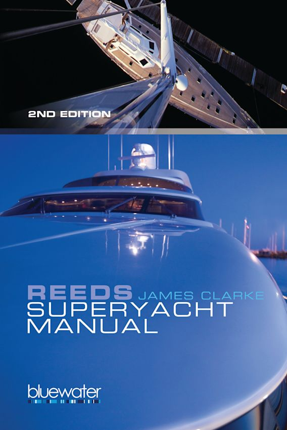 Reeds Superyacht Manual cover