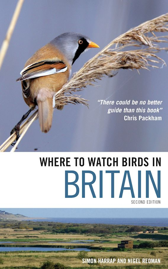 Where to Watch Birds in Britain cover
