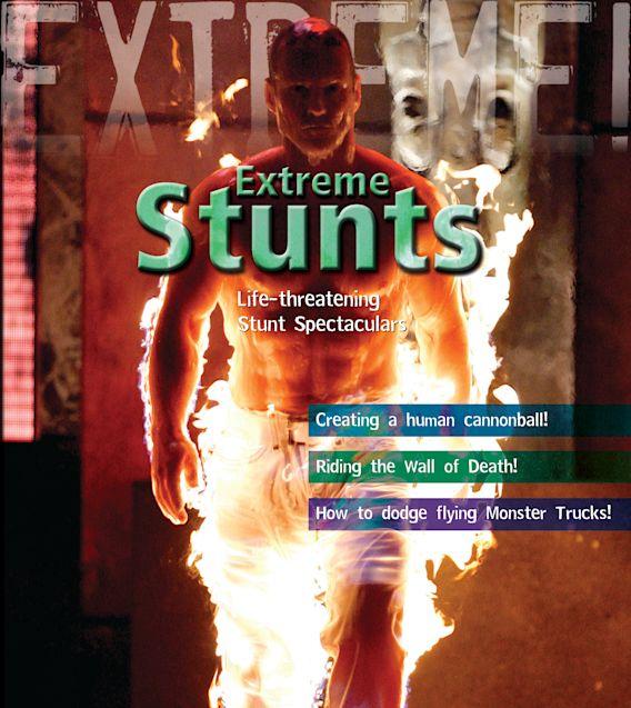 Extreme Stunts cover