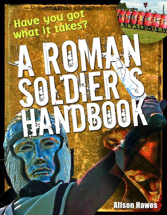 Roman Soldier's Handbook cover