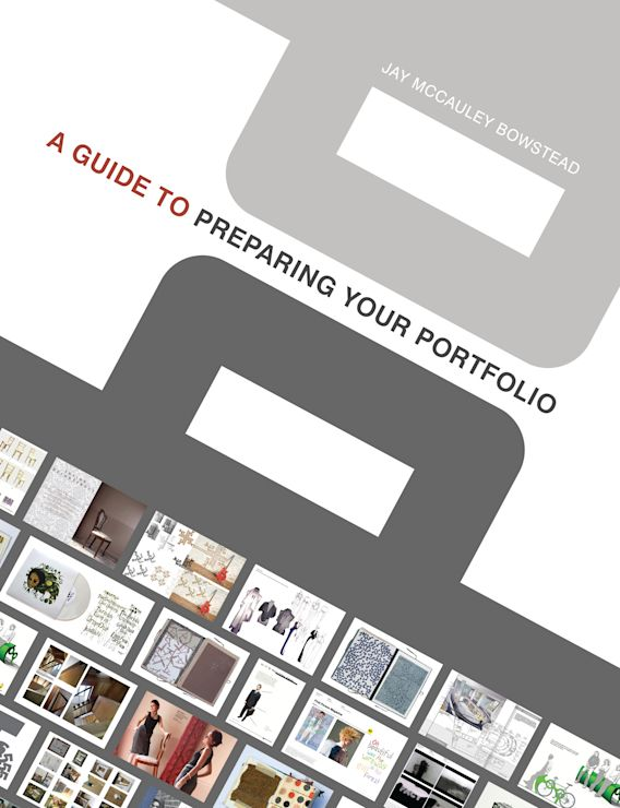 A Guide to Preparing your Portfolio cover